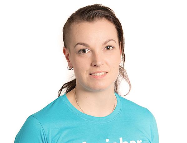 Jenni Laakso, Koulutettu hieroja